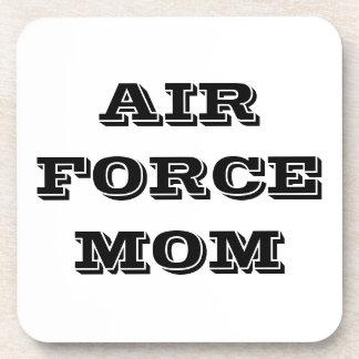 Coaster Set Air Force Mom