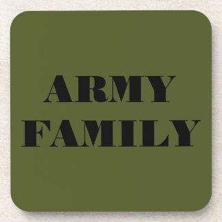 Coaster Set Army Family