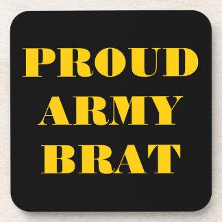 Coaster Set Proud Army Brat