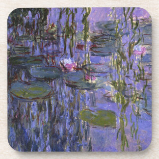 Coaster Set - Water Lillies