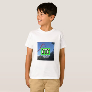 Coaster to Coaster Youth T-Shirt