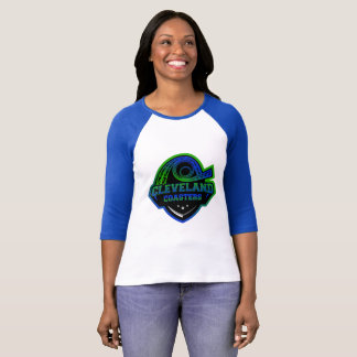 Coasters Ladies baseball T T-Shirt