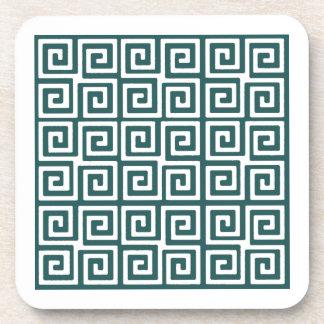 Coasters Stylish Key Pattern Ivy Green