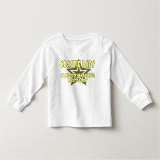 Coastie Baby T-Shirt