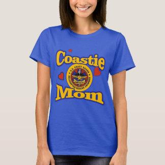Coastie Mom - Rescue Swimmer T-Shirt