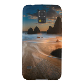 Coastline At Sunset | Northern California Galaxy S5 Covers
