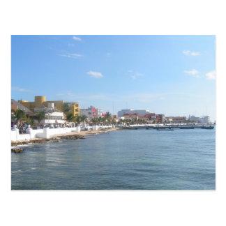 Coastline Postcard