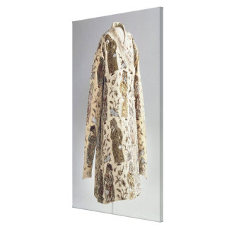 Coat, from Iran, Safavid, c.1600 Gallery Wrap Canvas