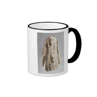 Coat, from Iran, Safavid, c.1600 Ringer Coffee Mug
