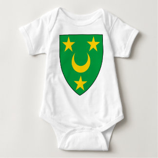 Coat_of_arms_Algeria_(1830-1962) Baby Bodysuit