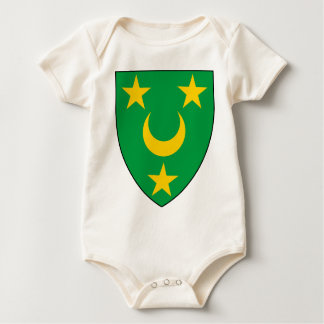 Coat_of_arms_Algeria_(1830-1962) Baby Bodysuit