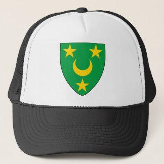 Coat_of_arms_Algeria_(1830-1962) Trucker Hat