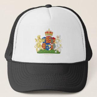 Coat of Arms Anne Boleyn Trucker Hat