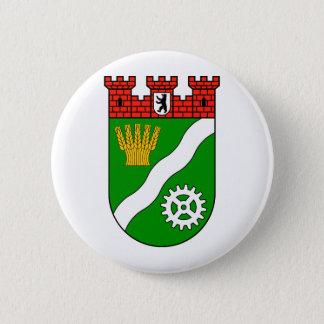 Coat of arms Berlin Marzahn Hellersdorf 2 Inch Round Button