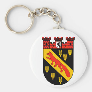 Coat of arms Berlin Reinickendorf Keychain