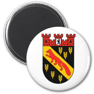 Coat of arms Berlin Reinickendorf Magnet