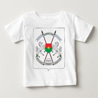Coat of Arms Burkina Faso - Armoiries Burkina Faso Baby T-Shirt