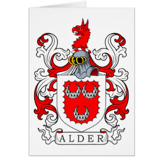 Coat of Arms Card