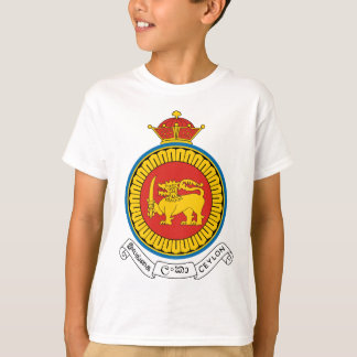 Coat_of_Arms_Ceylon_dominion T-Shirt
