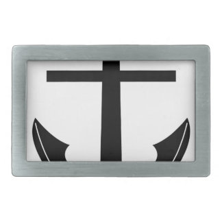 Coat Of Arms Crest Flag Swiss Key Emblem Anchor Belt Buckles