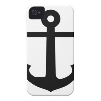 Coat Of Arms Crest Flag Swiss Key Emblem Anchor iPhone 4 Case-Mate Case