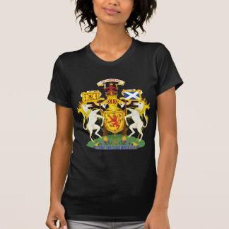 Coat Of Arms Kingdom Of Scotland T-Shirt