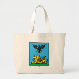 Coat_of_arms_Leningrad (2) Large Tote Bag