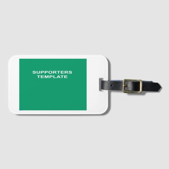 Coat of Arms Luggage Tag