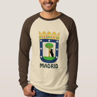 Coat of Arms Madrid Spain T-Shirt