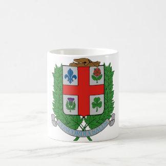 Coat of Arms Montréal Canada Official Symbol Coffee Mugs