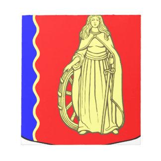 Coat_of_arms_Murino_(Leningrad_oblast) Notepad