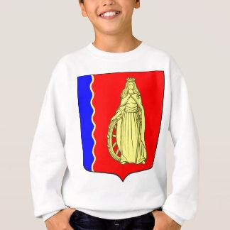 Coat_of_arms_Murino_(Leningrad_oblast) Sweatshirt