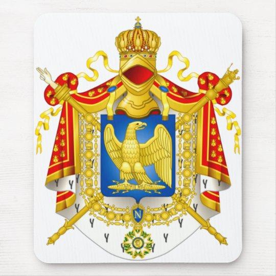 Coat of arms Napoleon  Mousepad