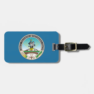 Coat of arms of Adygea Luggage Tag