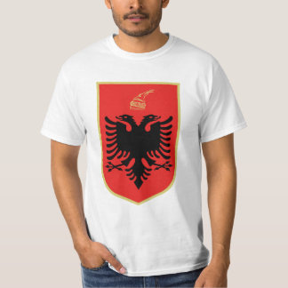 Coat of Arms of Albania T-Shirt