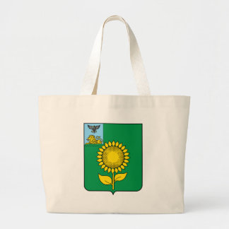 Coat_of_Arms_of_Alekseevka_(Belgorod_oblast) Large Tote Bag
