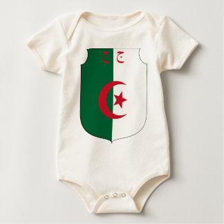 Coat_of_Arms_of_Algeria_(1962-1971) Baby Bodysuit