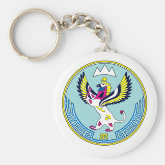 Coat of arms of Altai Keychain