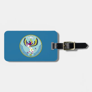 Coat of arms of Altai Luggage Tag