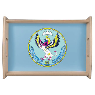 Coat of arms of Altai Serving Tray