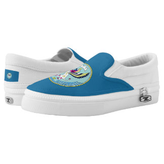 Coat of arms of Altai Slip-On Sneakers
