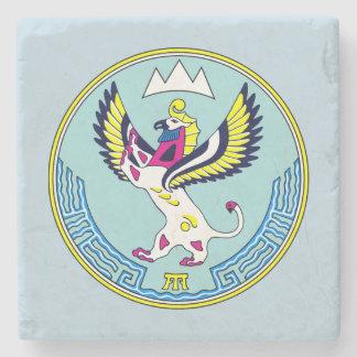 Coat of arms of Altai Stone Coaster