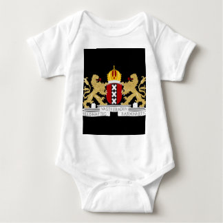 Coat of arms of Amsterdam Baby Bodysuit