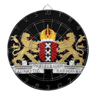 Coat of arms of Amsterdam Dart Boards