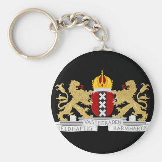 Coat of arms of Amsterdam Keychain