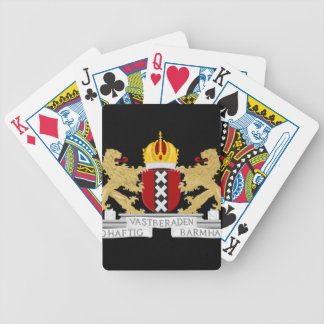 Coat of arms of Amsterdam Poker Deck
