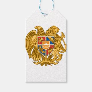 Coat of arms of Armenia - Armenian Emblem Gift Tags