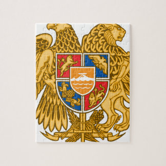 Coat of arms of Armenia - Armenian Emblem Jigsaw Puzzle