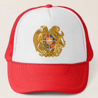 Coat of arms of Armenia - Armenian Emblem Trucker Hat