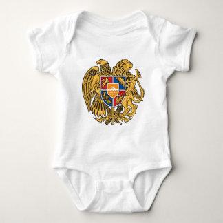 Coat_of_arms_of_Armenia Baby Bodysuit